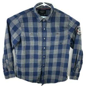 Harley Davidson Flannel Shirt